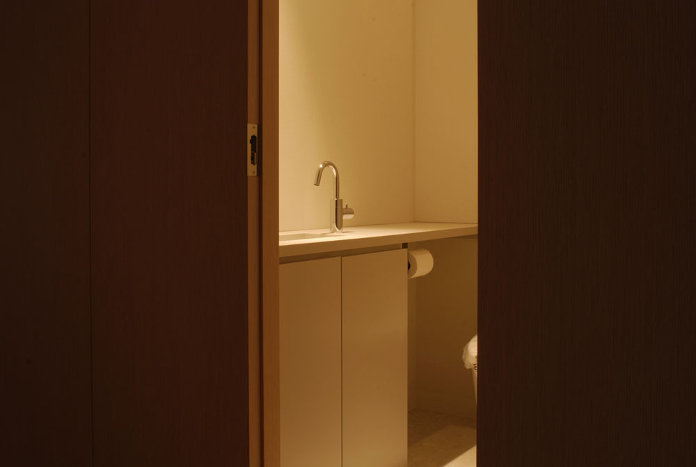 I residence detail